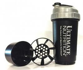 Ultimate Nutrition Шейкер 3 в 1 600 мл