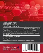 Epic Labs Lipoxane 60 кап