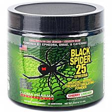 Cloma Pharma Black Spider Powder 210 гр