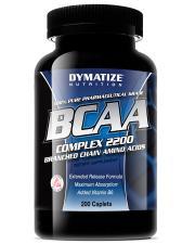 Dymatize BCAA Complex 2200 200 таб